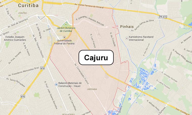 Desentupidora Curitiba Cajuru