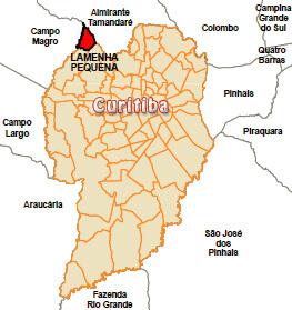 Desentupidora Curitiba Lamenha Pequena