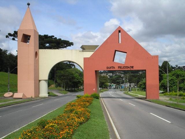 Desentupidora Curitiba santa felicidade